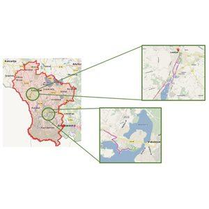 Lazdijų rajono savivaldybės bendrojo plano keitimo susisiekimo dalis